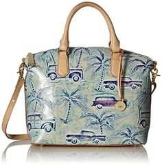 Brahmin Duxbury Satchel Sky >>> Find out more about the great product at the image link. (This is an affiliate link)