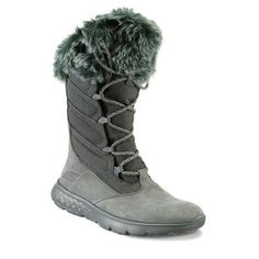 Skechers On-The-Go 400 Big Chill Women's Water-Resistant Winter Boots, Size: 5.5, Light Blue