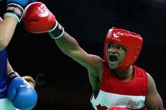 Claressa Shields, 2012 Olympics, Sport: Boxing, Event: Welterweight, DOB: March 17, 1995, City: Flint (hometown, current), Michigan