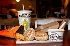 BYOTB. (Bring Your Own Taste Buds). Only at Potbelly Sandwich Shop! #KentsDeals