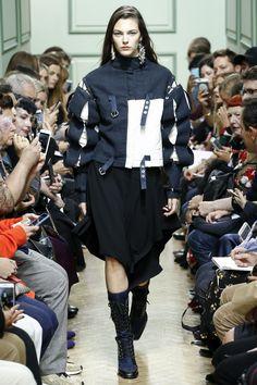J.W.Anderson Spring 2017 Ready-to-Wear Fashion Show - Vittoria Ceretti