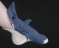 Meia de tubarão