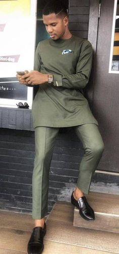 Latest African Wear For Men, Latest African Men Fashion, African Shirts For Men, Nigerian Men Fashion, African Dresses Men, African Attire For Men, African Clothing For Men, Mens Fashion, Kurta Men