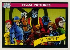 marvel trading cards - Google Search