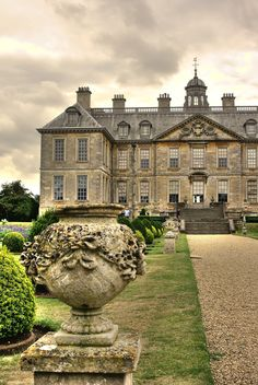 Belton House Ornate Garden | Belton House HDR Processed Imag… | Flickr