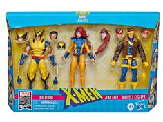 Marvel Legends WOLVERINE Loose Complete X-men Retro Wave Logan PRE-SALE