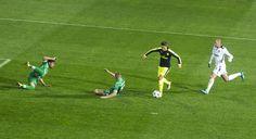@TheArsenal Mesut #Ozil amazing goal  #9ine