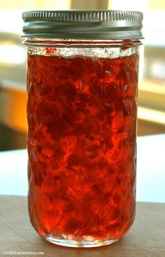 Cranberry Jalapeño Sweet Red Pepper Jelly                                                                                                                                                                                 More