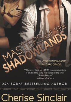 "The Master of the Shadowlands series by Cherise Sinclair | 9 Erotica Books That Should Be More Famous Than ""Fifty Shades Of Grey"""