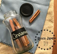 Spice Jars craft with Campbell's / Grand Stand for Schools / #1Millon4Edu #CollectiveBias / by My Sweet Zepol #ad