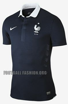 05bf1db91e France 2014 World Cup Nike Home Jersey