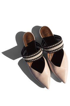 Malone Souliers X Roksanda Shoes / Atelier Doré