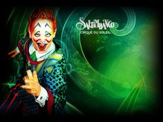 See all Cirque du Soleil shows.    *I saw this one, not sure when, but I'll update when I find my ticket stub.