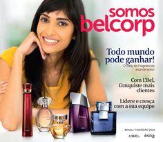 Somos Belcorp Brasil Fevereiro 2016