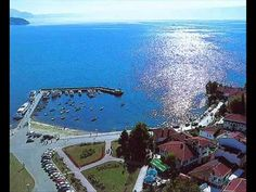 """"""" albanian tourism travel tours guide informations in albanian broshure beach alps rafting hiking in albanian tourism place's Macedonia Ohrid, Republic Of Macedonia, Destinations, Europe, Travel Tours, Albania, World Traveler, Aerial View, Rafting"""