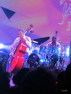 Stanley Clarke - Live at Java Jazz 2013 at JIExpo, Jakarta