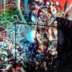#TheMission #SanFrancisco. #Travel #Tourism #Graffiti #Design #art #artist