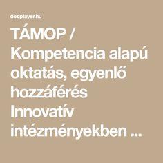TÁMOP / Kompetencia alapú oktatás, egyenlő hozzáférés Innovatív intézményekben HAMMIDO Alapfokú Művészetoktatási Intézmény ( Szeged, Kossuth L. sgt. 2 3.) MŰVÉSZETI, ESZTÉTIKAI Free