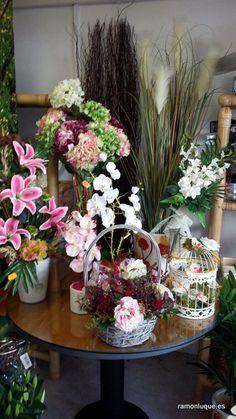 La floristería de #RamónLuque