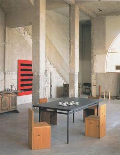 Donald Judd's studio | Marfa, Texas, 1992