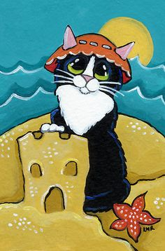 I Love Cats, Cool Cats, Image Chat, Cat Quilt, Cat Cards, Vintage Cat, Cat Drawing, Kawaii, Cute Art