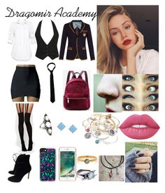 """""""Starlie Maloley"""" by kindabluee ❤ liked on Polyvore featuring Talula, Forever 21, Alex and Ani, ASOS, Vera Bradley, Accessorize, Griffin, Rebecca Joseph, Casetify and Gianvito Rossi"""