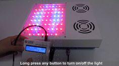 Cloesed-Lumini Grow Giveaway led grow light LuminiGrow 200R1 review