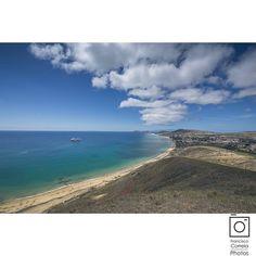 Miradouro da Portela - Porto Santo  #portosanto #portosantoisland #portosanto2015 #portosantobeach #praia #beach #beautiful #landscape #landscapephotography #beachphotography #seascape #seascapephotography #areia #sea #sand #sun #lifestyle #travel #traveler #travelphotography #hollidays @visitmadeira @ilhadeportosanto @visitportugal @travelchanel @natgeotravel @natgeo  @iloveportosanto @bardohenrique @ig_portugal @super_portugal by franciscocorreiaphotos