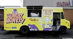 Hungry Monkey Food Truck