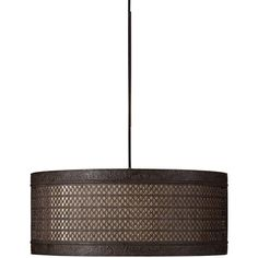 Global Direct, Black Drum Pendant, 21891 at The Home Depot - Tablet Drum Pendant, Pendant Chandelier, Pendant Lighting, Brushed Nickel Chandelier, Brass Lamp, Drum Shade Chandelier, Bel Air Lighting, Shape Coding, Glass Diffuser