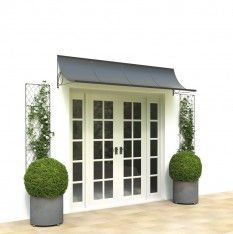 1000 Ideas About Door Canopy On Pinterest Porch Canopy