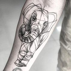 Um estilo de tatuagem chamado sketch – Tattoo2me Magazine