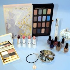 The limited-edition Cinderella beauty collection fit for the modern princess. #Sephora