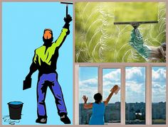 Small Business Ideas | List Of Small Business Ideas: How to Start a Window-Washing Business