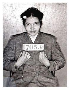 Rosa Parks e il NO che ha cambiato la storia