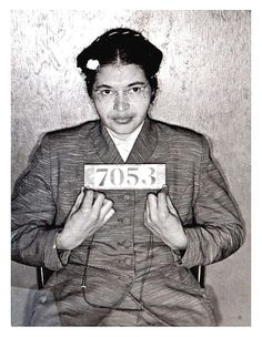 """Dec. 1, 1955: Rosa Parks Is Arrested for Refusing to Give up Bus Seat. On this day in 1955, Rosa Parks refused to give up her seat for a white passenger, leading to her arrest and sparking the Montgomery Bus Boycott. For many, this day became a symbolic start for the civil rights movement. americanexperiencepbs'sacclaimed """"Eyes on The Prize"""" series covered all the major events of the civil rights movement. On the accompanying site, read the national press during the ..."""