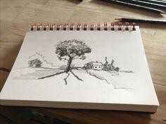 L'arbre et la maison
