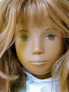 A beautiful No Philtrum Sasha Doll I used to be the caretaker of,  Please check out my Ruby Lane shop, here is the link:  http://www.rubylane.com/shop/doll-lighted