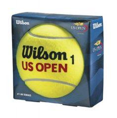 Bolas de Tênis Wilson Boxed U.S. Open Jumbo Tennis Ball  Bolas de Tênis   Wilson 0d467dc06ca0a
