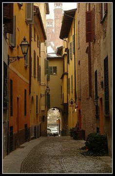 Via Porta Marzia - Cremona, Italia