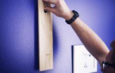 Puoi farlo Tu!: impara come appendere quadri e cornici (senza sbucherellare la parete)