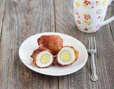 Baked Bacon Eggs | Kirbies Cravings | A San Diego food blog