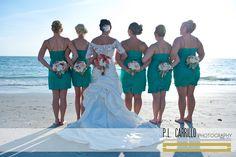 Stefanie and Michael a Sunset Beach House Wedding 0117 Stefanie + Michael = A Sunset Vistas Wedding • St. Petersburg Wedding Photographer