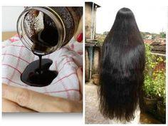 Oleo Bomba de café, como se faz para ter um cabelo enorme, brilhante e saudável. - YouTube