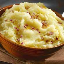 Mashed Yucca with Garlic Sauce. Puerto Rican style mash! Forget the potatoes!