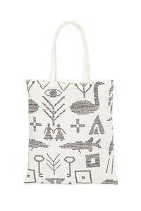 Image of Maailman synty canvas bag small | Maailman synty -kangaskassi, pieni