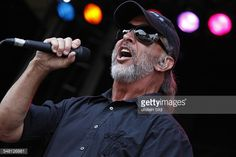 Kansas - Band, Rock music, USA - Singer Steve Walsh performing in ...