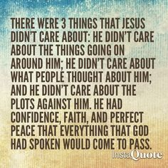 I love this quote by pastor Gregory Dickow. Remember Jesus did what he knew was right and followed what God told him to do. That's our job...to please God,  not man.
