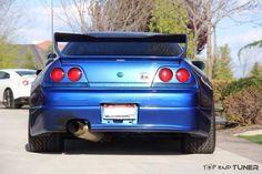 Nissan Skyline GTR R33