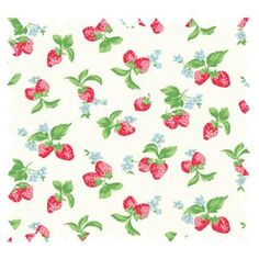 Cath Kidston ~ Strawberries Fabric